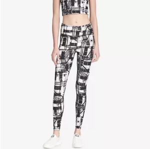 DKNY Sport Escape Printed Leggings - S